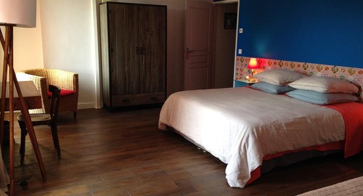 Chambre Les Albères bis_Clos des Aspres