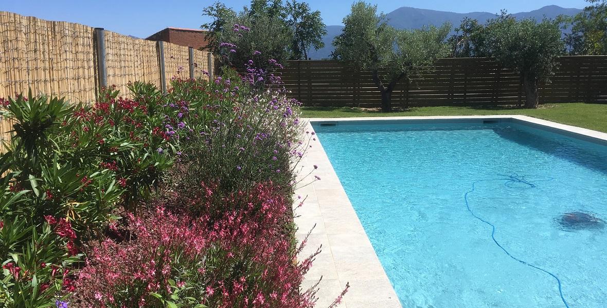 Location vacances proche de collioure maison villa avec - Location villa collioure avec piscine ...