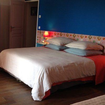 Chambre Les Albères _Clos des Aspres